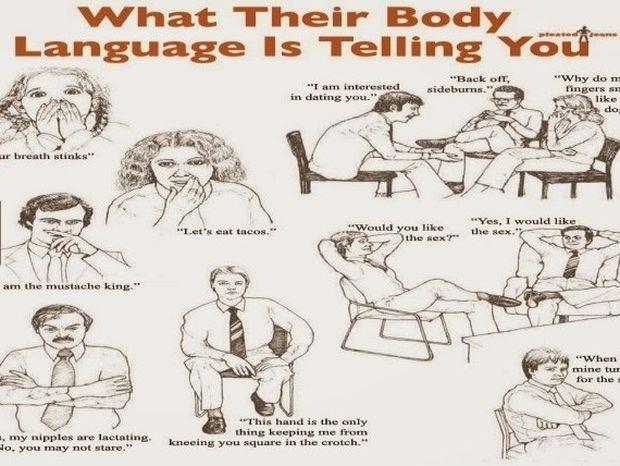 9 σημάδια ότι κάποιος σας λέει ψέματα!