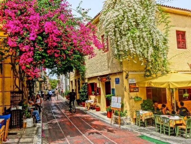 Τα 10 καλύτερα μέρη για περίπατο στην Αθήνα
