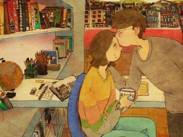 Απλά πράγματα που κάνουν μια σχέση δυνατή και με μέλλον! (Εικόνες)