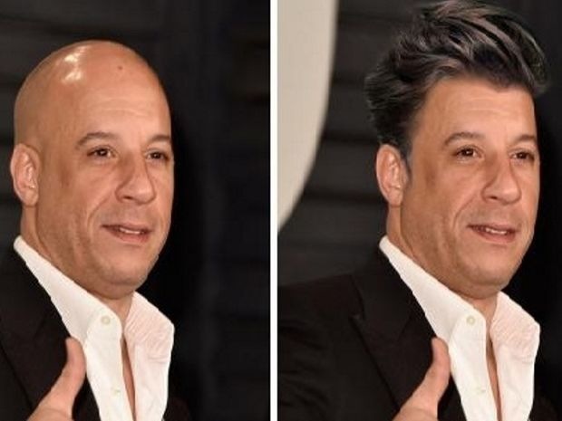 Έτσι θα ήταν μερικοί από τους πιο διάσημους αστέρες του Hollywood αν είχαν μαλλιά