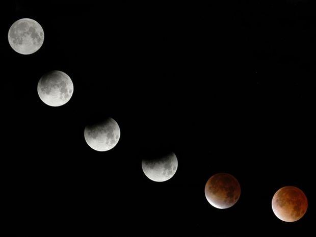 Ελλάδα: Τα σεληνιακά φαινόμενα του Ιουνίου