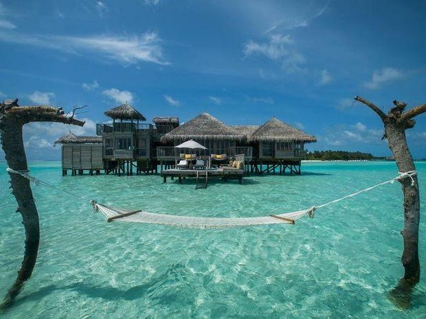 Επίγειος παράδεισος! Αυτό είναι ένα από τα πιο όμορφα ξενοδοχεία του κόσμου!