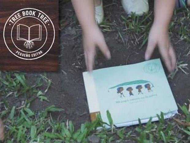 Δείτε το βιβλίο που μπορεί να φυτευτεί και να γίνει δέντρο μετά την ανάγνωσή του (βίντεο)