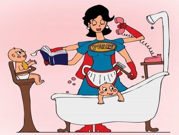 Οι ρόλοι της γυναίκας: Πώς να προλάβεις δουλειά, σπίτι και προσωπική ζωή