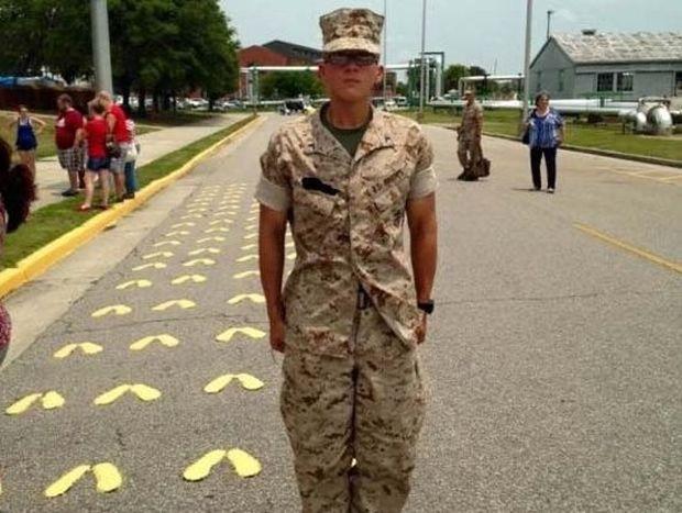 Η απίστευτη μεταμόρφωση αυτού του στρατιώτη! Δείτε πως ήταν και πως έγινε!