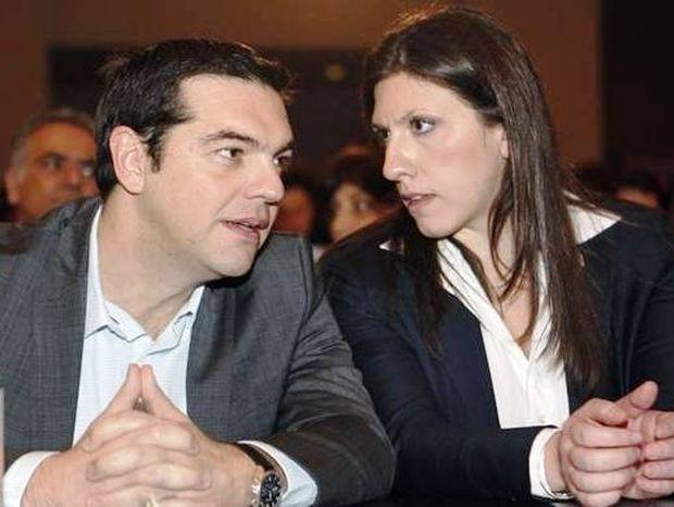 Αυτή είναι η πραγματική σχέση μεταξύ Τσίπρα και Ζωής Κωνσταντοπούλου