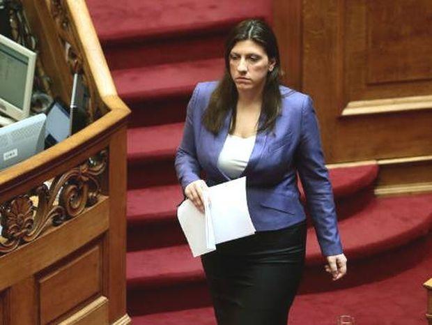 Το αστρολογικό προφίλ της Ζωής Κωνσταντοπούλου - Ποιο το μέλλον της σε Βουλή και ΣΥΡΙΖΑ