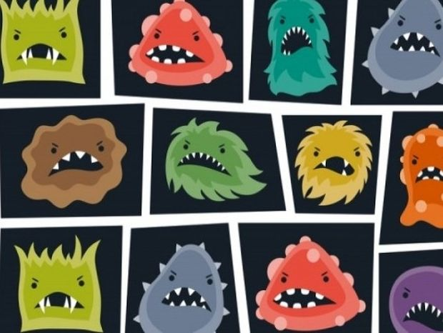Έρευνα - σοκ: πόσα μικρόβια υπάρχουν στην οικιακή σκόνη