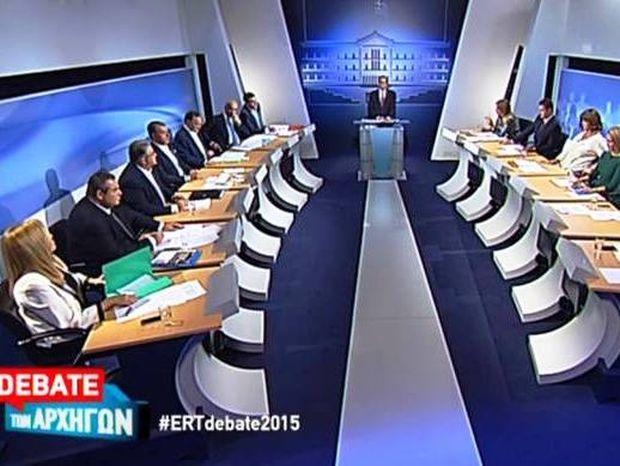 Εκλογές 2015: Ποιοι οι νικητές και ποιοι οι χαμένοι του χθεσινού debate;