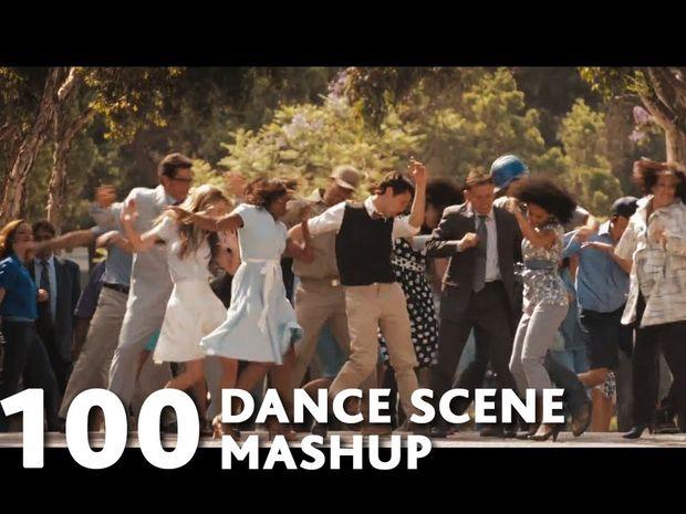 Καταπληκτικό! Οι πιο διάσημες χορευτικές σκηνές του Χόλυγουντ σε ένα βίντεο!