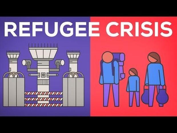 Αυτό το βίντεο θα σας εξηγήσει τι συμβαίνει στην πραγματικότητα με το κύμα μετανάστευσης των Σύρων προσφύγων!
