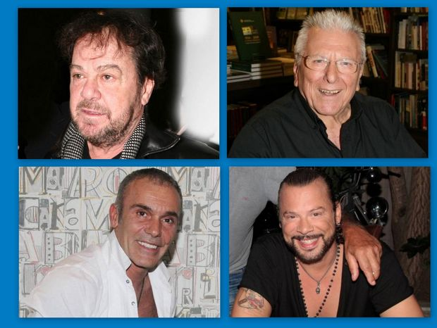 Αυτοί είναι οι 7 Έλληνες celebrities με τους περισσότερους χωρισμούς στο ενεργητικό τους