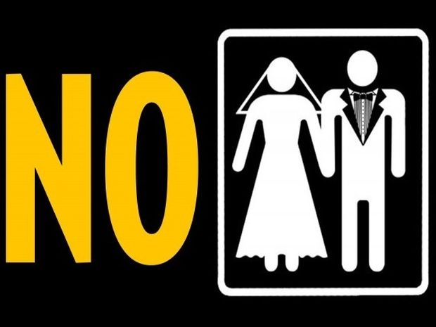 4 σημάδια ότι δεν έχει σκοπό να σε παντρευτεί!