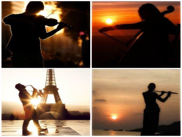 Διάλεξε το μουσικό όργανο που σου αρέσει και ανακάλυψε τον τρόπο που κάνεις έρωτα