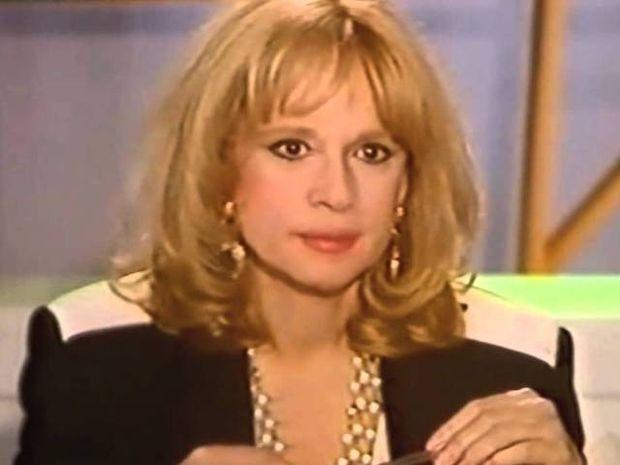 Αποκάλυψη: Η Αλίκη Βουγιουκλάκη ένα χρόνο πριν φύγει από τη ζωή κόντεψε να καεί ζωντανή