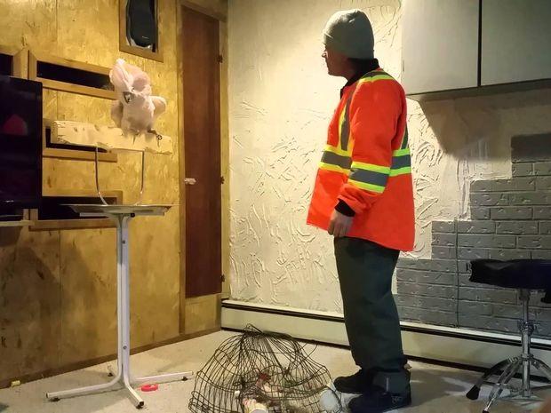 Απίθανο! Αυτός ο παπαγάλος βρίζει ασταμάτητα επειδή του κατέστρεψαν το κλουβί! (video)