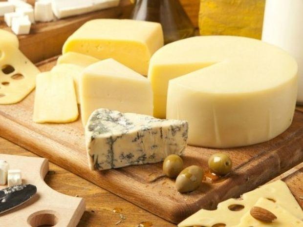 Say cheese: χαμογελάστε, το τυρί κάνει καλό