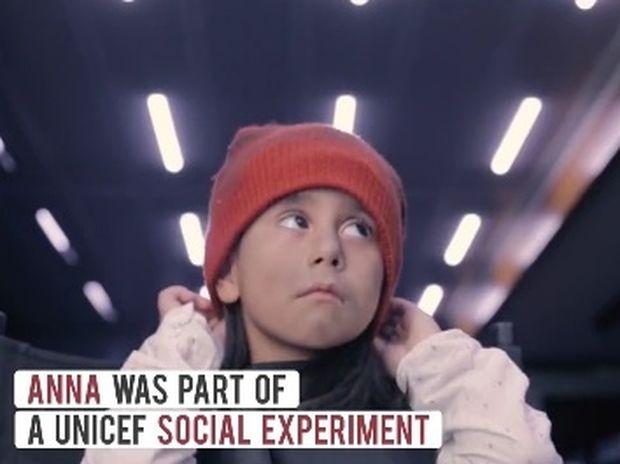Σοκαριστικό! Το κοινωνικό πείραμα της Unicef για τη συμπεριφορά μας προς τα άστεγα παιδιά! (video)