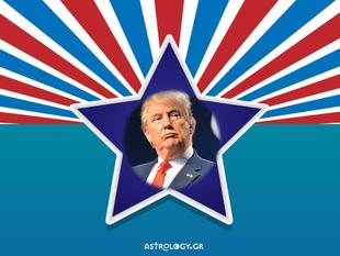Ντόναλντ Τραμπ, ένα «παιδί» του Ουρανού