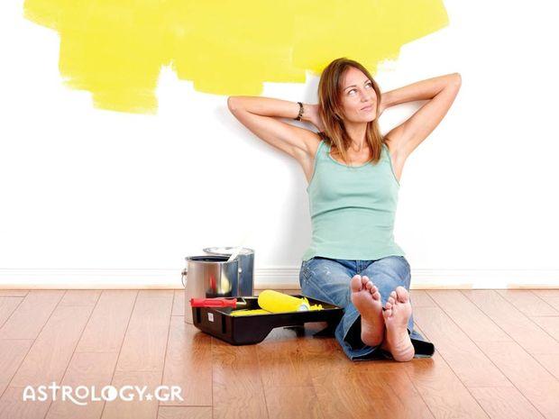 Δεν ξέρεις τι χρώμα να βάψεις το δωμάτιό σου; Το ζώδιό σου θα σου πει!