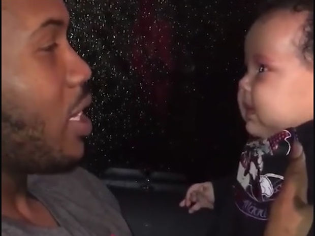 Η μικρούλα κλαίει με αναφιλητά γιατί ο μπαμπάς της απαγορεύει να έχει αγόρι! (video)