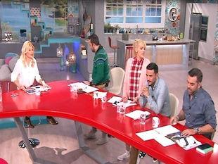 Καυγάς στο Πρωινό: Ένταση ανάμεσα στους συνεργάτες της  Σκορδά - Απίστευτες ατάκες on air!