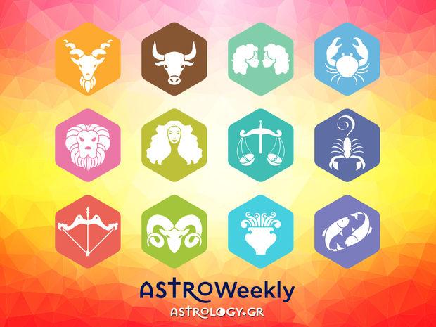 Εβδομαδιαίες προβλέψεις για όλα τα ζώδια (+special motto)