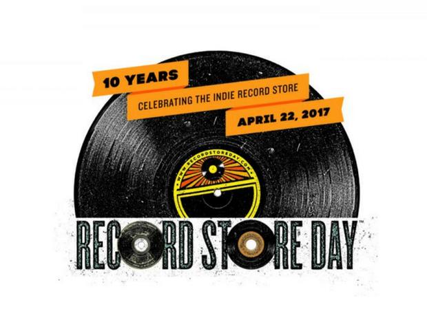 Record Store Day 2017 στον Μουσικό Ιανό