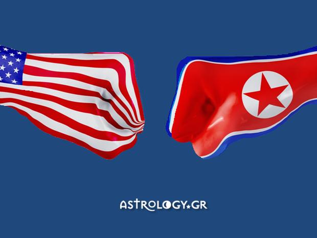 Θα γίνει «της Κορέας»; Τι λένε τα άστρα;