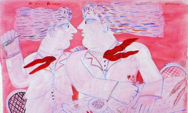 Αλέκος Φασιανός- Antonio Segui: Κοινή έκθεση στην Kapopoulos Fine Arts – Mykonos