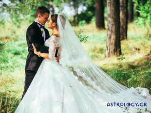 Ζώδια και γάμος: Τι δείχνουν τα άστρα για το πότε θα παντρευτείς;